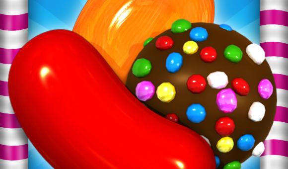 Candy Crush, tikrą laiką lygiai