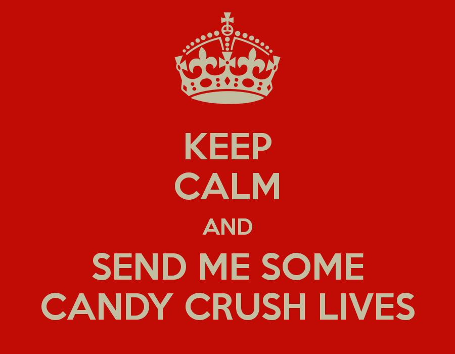Candy Crush Lost My ცხოვრება