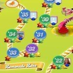 nivel de Candy Crush 30 to 35