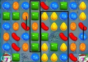 Candy Crush Ohje