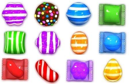 Posebne Bonboni in super kombinacije