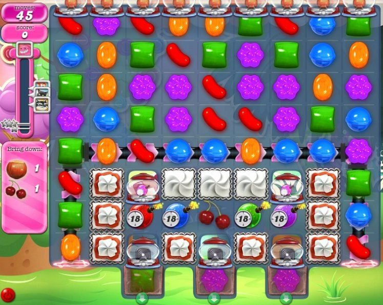 Candy Crush Level 963 Cheats and Tips